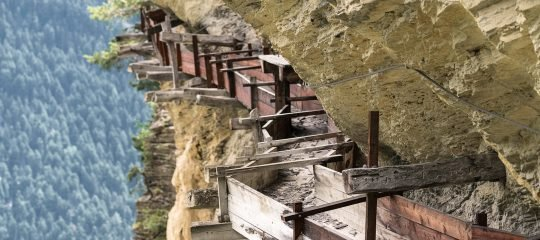 Der Walliser Wein kommt per Kanal