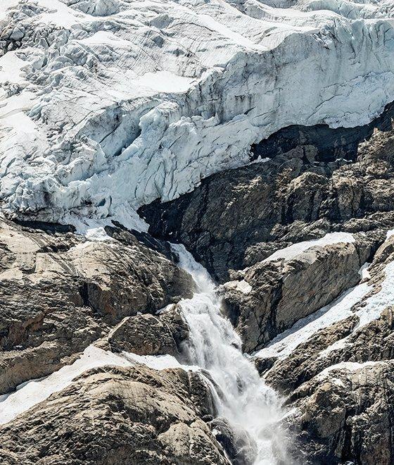 Gletscher – Eiswüsten und Energiespeicher