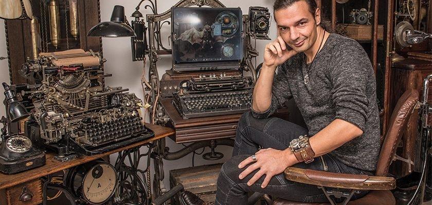 Steampunk-Werkstatt von Alexander Schlesier