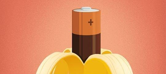 Batterien, Batterien, Batterien überall