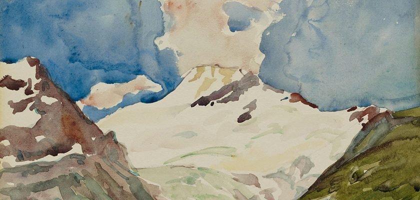 Das Tal der Familie Giacometti
