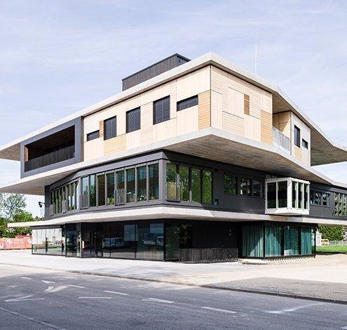 NEST Architektur