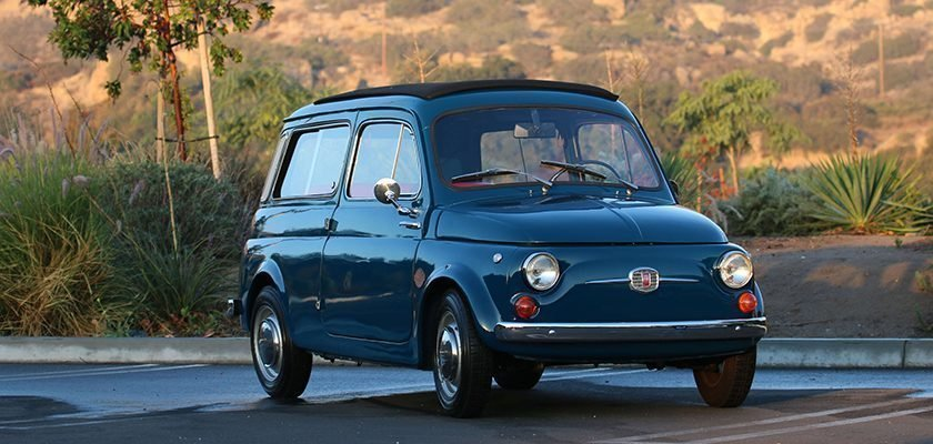 ICON Fiat EV F34