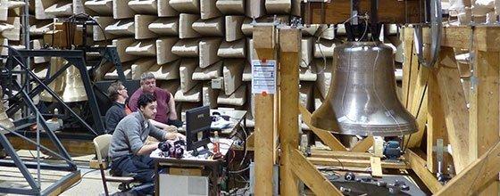 Glockenforschung am ECC-ProBell – Strom online – Energie erleben